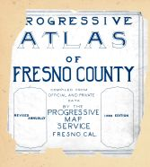 Title Page, Fresno County 1923